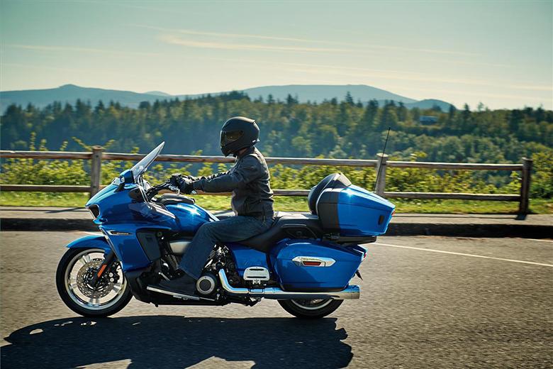 Star Venture 2020 Yamaha Transcontinental Touring Bike Style