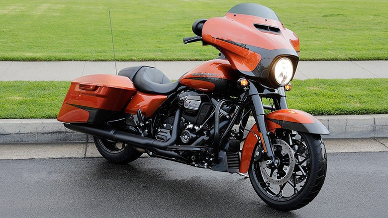 Street Glide Special 2020 Harley-Davidson Touring Motorcycle
