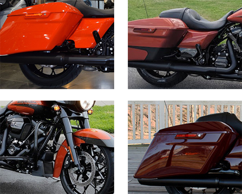 Street Glide Special 2020 Harley-Davidson Touring Motorcycle Specs
