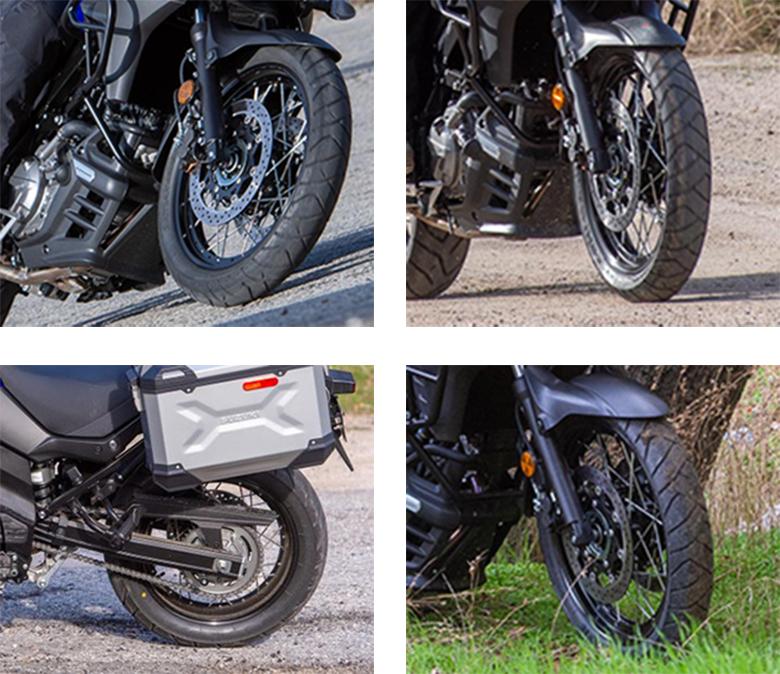 Suzuki 2020 V-Strom 650XT Adventure Bike Specs