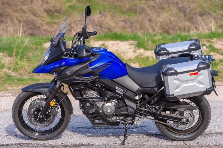 Suzuki 2020 V-Strom 650XT Adventure Bike