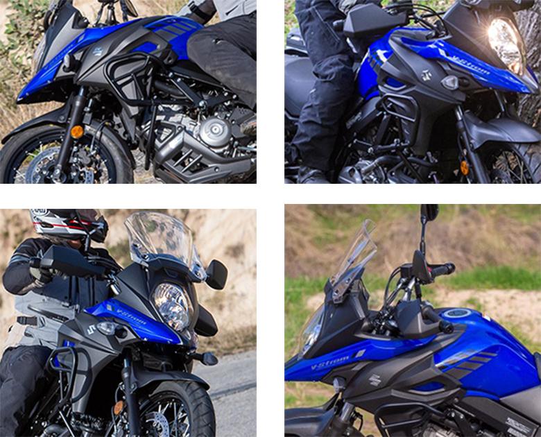 Suzuki 2020 V-Strom 650XT Adventure Specs