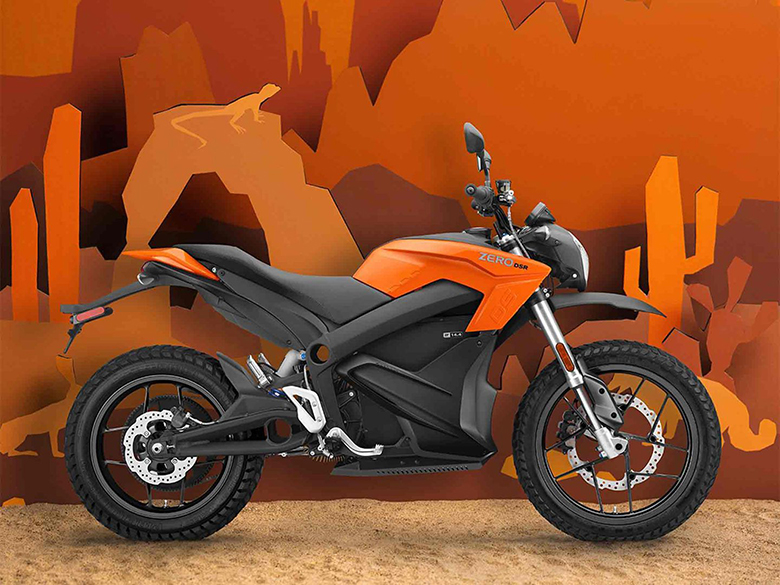 Zero Motorcycles Celebrate Earth Day with Special-Edition DSR
