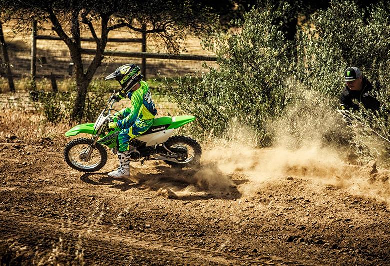 2019 Kawasaki KLX110 Dirt Bike