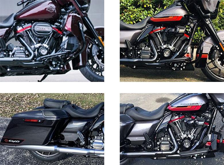 2020 Harley-Davidson CVO Street Glide Touring Bike Specs
