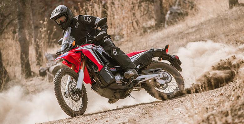 2020 Honda CRF250L Rally Dual Sports Bike