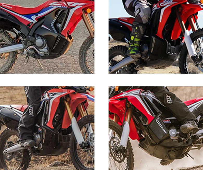 2020 Honda CRF250L Rally Dual Sports Bike Specs