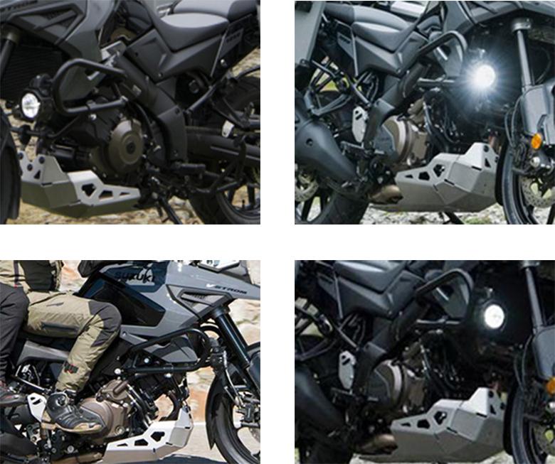 2020 V-STROM 1050 Suzuki Adventure Bike Specs