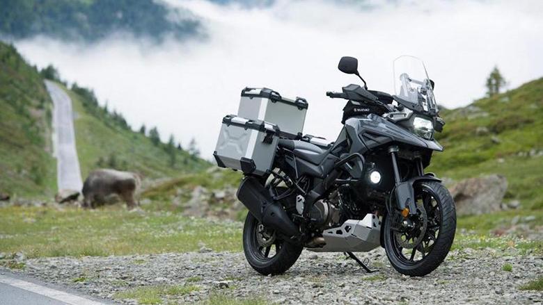 2020 V-STROM 1050 Suzuki Adventure Bike