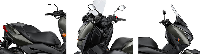 2020 Yamaha XMAX Powerful Scooter Specs