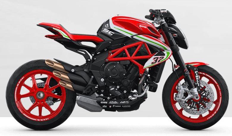 Dragster 800 RC 2019 MV Agusta Naked Bike