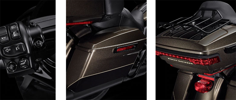 Harley-Davidson 2020 Ultra Limited Touring Motorcycle Specs
