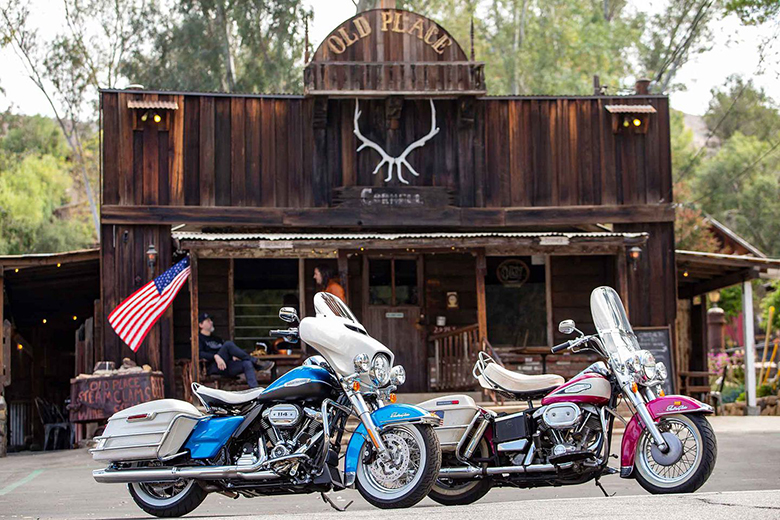 Harley-Davidson Returns Attention to Core Products With Icons Collection