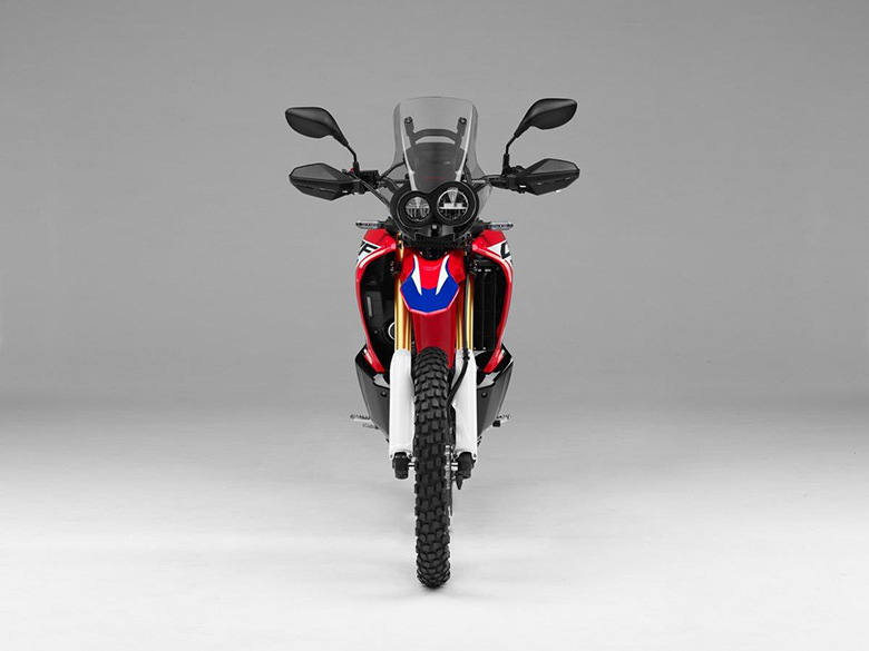 Honda 2020 CRF250L Rally ABS Dual Sports Motorcycle