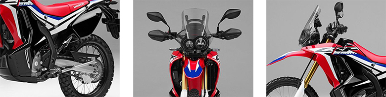 Honda 2020 CRF250L Rally ABS Dual Sports Motorcycle Specs