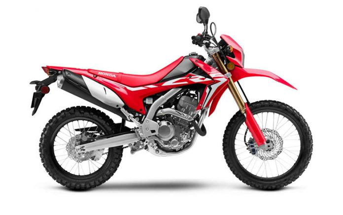 Honda CRF250L 2020 Dual Sports Bike