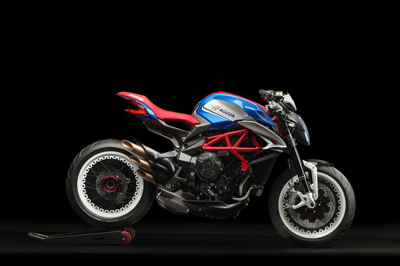 MV Agusta 2019 Dragster 800 RR America Naked Motorcycle