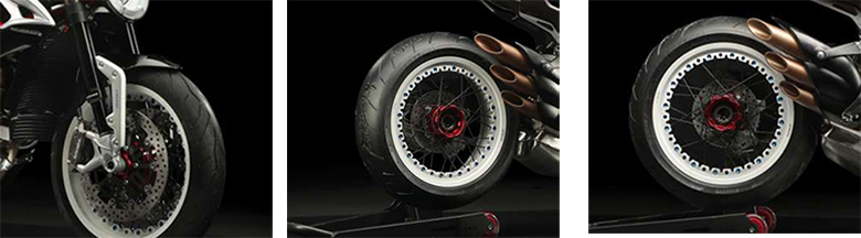 MV Agusta 2019 Dragster 800 RR America Naked Motorcycle Specs