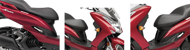 SMAX 2020 Yamaha Scooter Specs