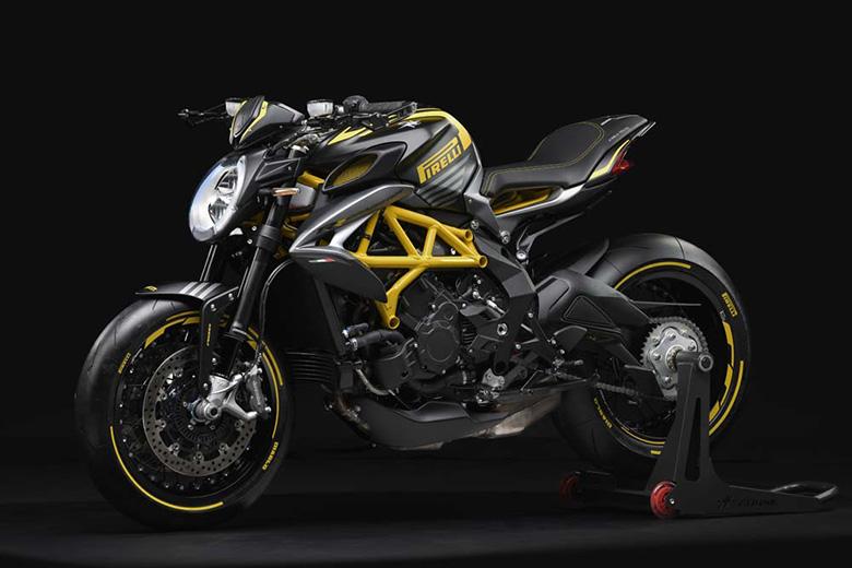 2019 Dragster 800 RR Pirelli MV Agusta Naked Bike