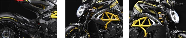 2019 Dragster 800 RR Pirelli MV Agusta Naked Bike Specs