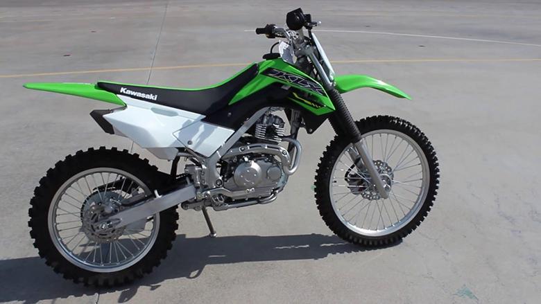 2019 KLX140G Kawasaki Powerful Off-Roader