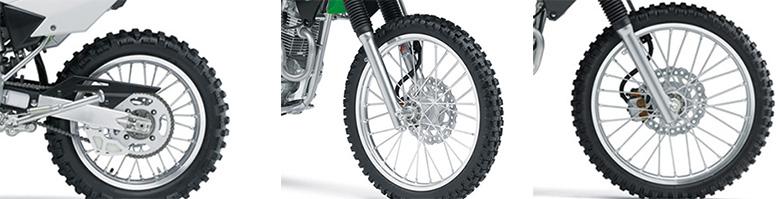 2019 KLX140L Kawasaki Off-Road Bike Specs