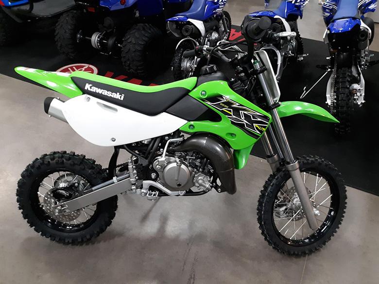 2019 Kawasaki KX65 Dirt Bike