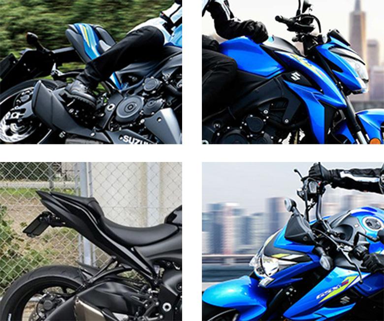 2020 GSX-S1000 Suzuki Sports Motorcycle Specs