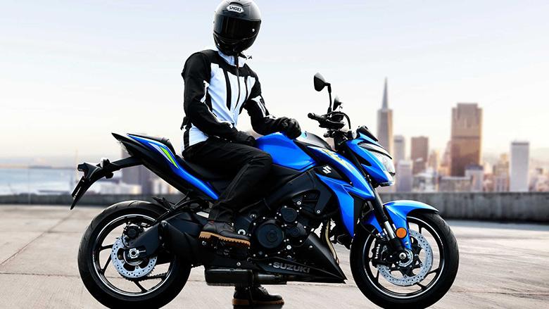 2020 GSX-S1000 Suzuki Sports Motorcycle