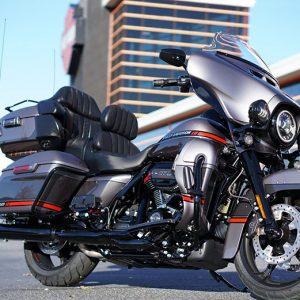 2020 Harley-Davidson CVO Limited Touring Bike