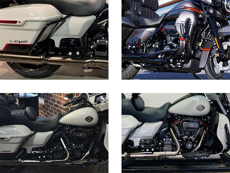 2020 Harley-Davidson CVO Limited Touring Bike Specs