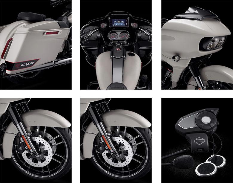 2020 Harley-Davidson CVO Road Glide Tourer Specs