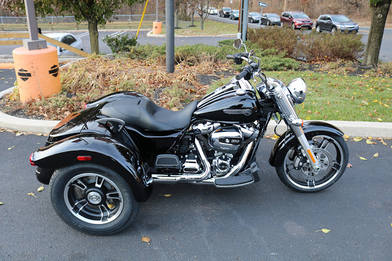 2020 Harley-Davidson Freewheeler