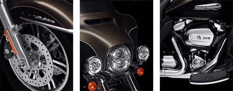 2020 Harley-Davidson Tri Glide Ultra Specs