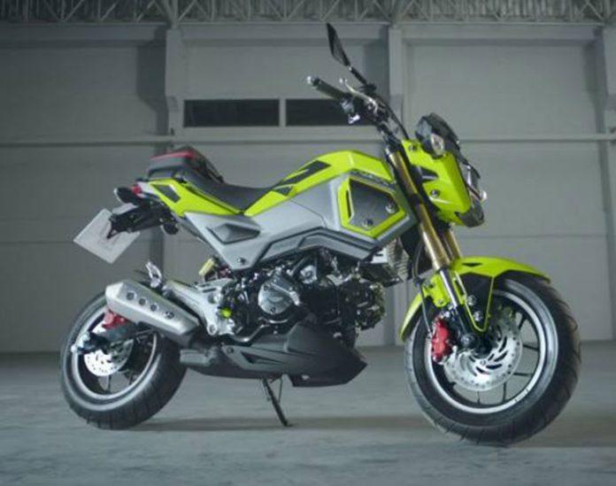 2020 Honda Grom ABS MiniMoto