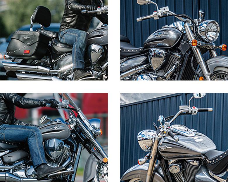 2020 Suzuki Boulevard C50T Touring Motorcycle Specs