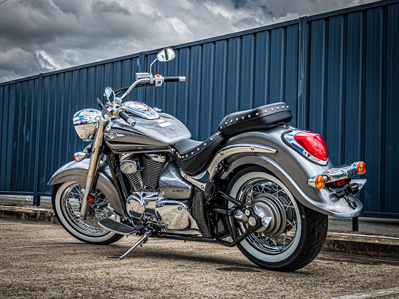 2020 Suzuki Boulevard C50T Touring Motorcycle