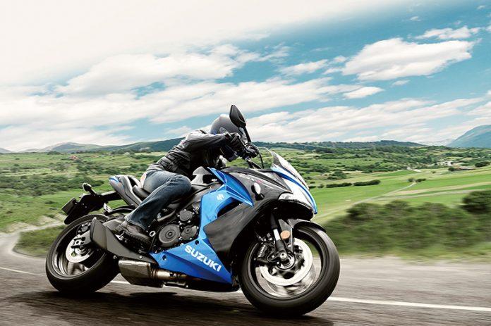 2020 Suzuki GSX-S1000F Powerful Sports Bike