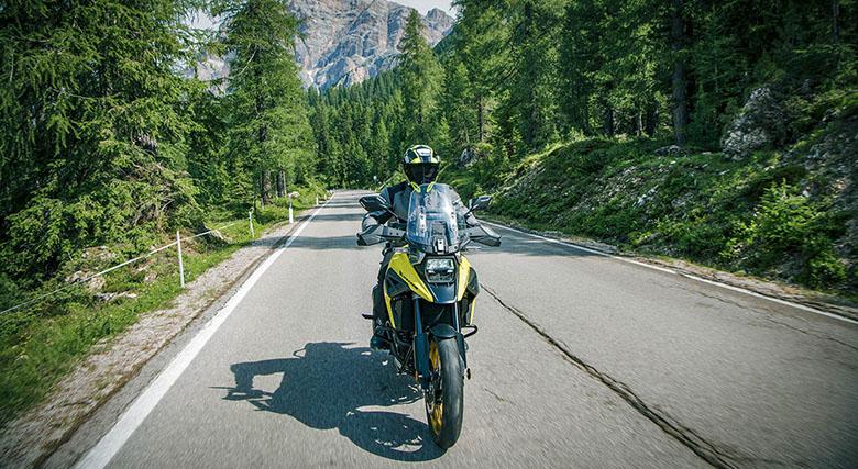 2020 V-STROM 1050XT Suzuki Adventure Bike