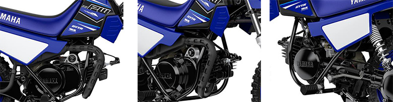 2021 PW50 Yamaha Trail Dirt Motorcycle Specs