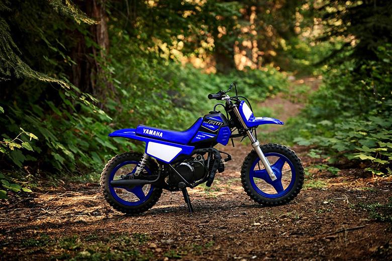 2021 PW50 Yamaha Trail Dirt Motorcycle