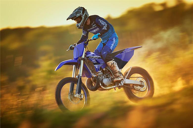 2021 YZ250X Yamaha Off-Road Motorcycle
