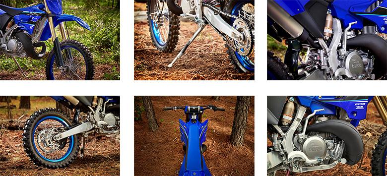 2021 YZ250X Yamaha Off-Road Motorcycle Specs