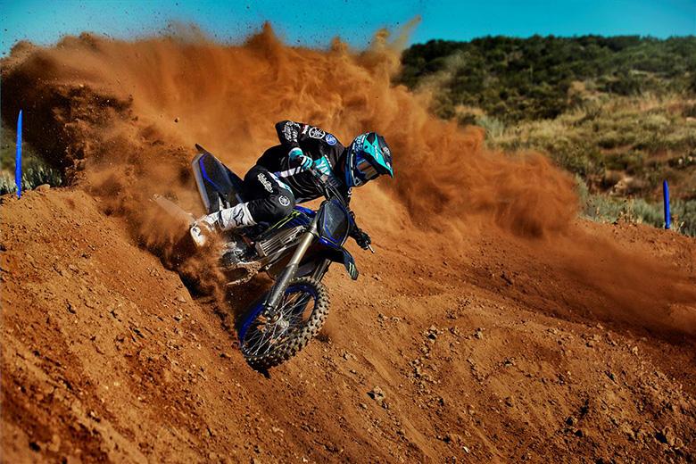 2021 YZ450F Monster Energy Yamaha Racing Edition