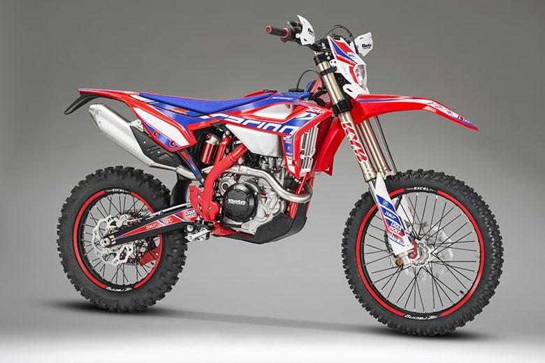 Beta 2020 RR 4T 480 Racing Dirt Bike