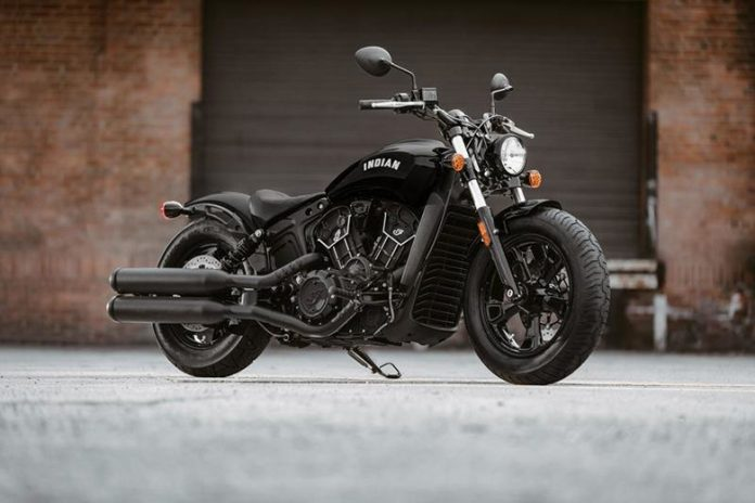 Indian 2021 Scout Bobber Sixty Cruisers