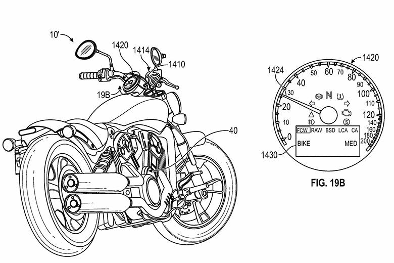 Indian Motorcycles Is Developing Next-Generation Radar System