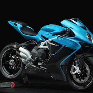 MV Agusta 2019 F3 675 Sports Motorcycle