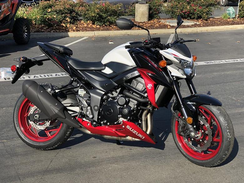 Suzuki 2020 GSX-S750Z ABS Street Motorcycle
